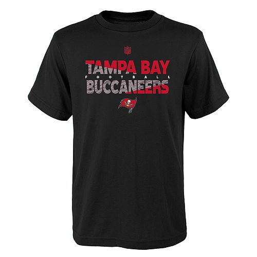 Boys 4-18 Tampa Bay Buccaneers Flux Tee