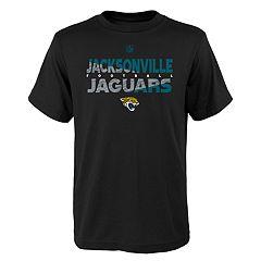 Boys 4-18 Jacksonville Jaguars Flux Tee
