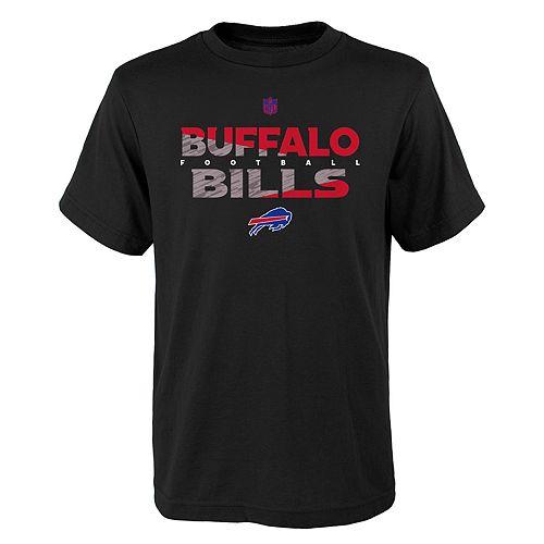 Boys 4-18 Buffalo Bills Flux Tee