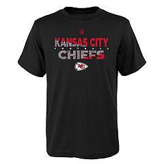 Boys 4-18 Kansas City Chiefs Flux Tee