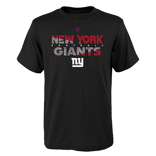 Boys 4-18 New York Giants Flux Tee