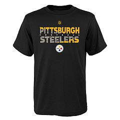 Boys 4-18 Pittsburgh Steelers Flux Tee