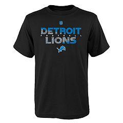 Boys 4-18 Detroit Lions Flux Tee