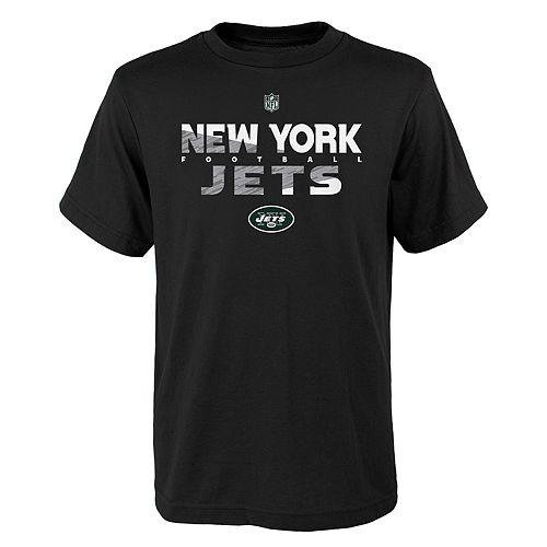 Boys 4-18 New York Jets Flux Tee