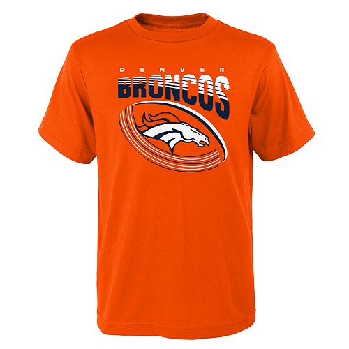 Boys 4-18 Denver Broncos Vortex Ball Tee