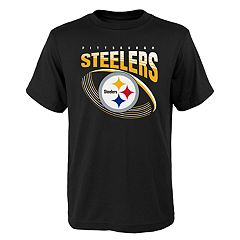 Boys 4-18 Pittsburgh Steelers Vortex Ball Tee