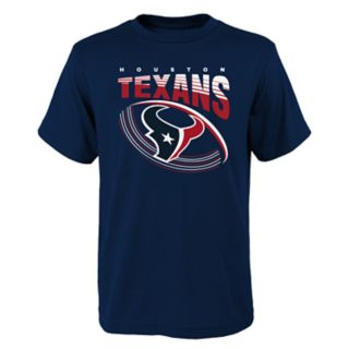 Boys 4-18 Houston Texans Vortex Ball Tee