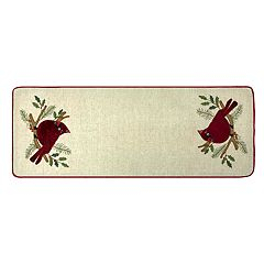 St. Nicholas Square® Cardinal Table Runner - 36'