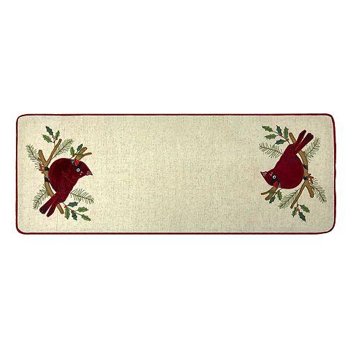 "St. Nicholas Square® Cardinal Table Runner - 36"""