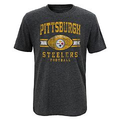 Boys 4-18 Pittsburgh Steelers Player Pride Tee