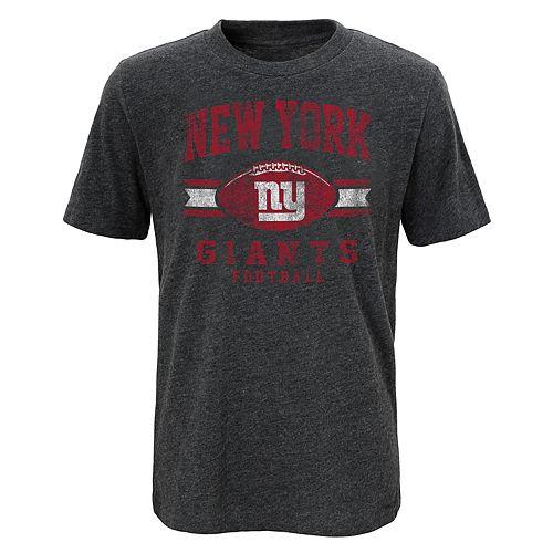 Boys 4-18 New York Giants Player Pride Tee