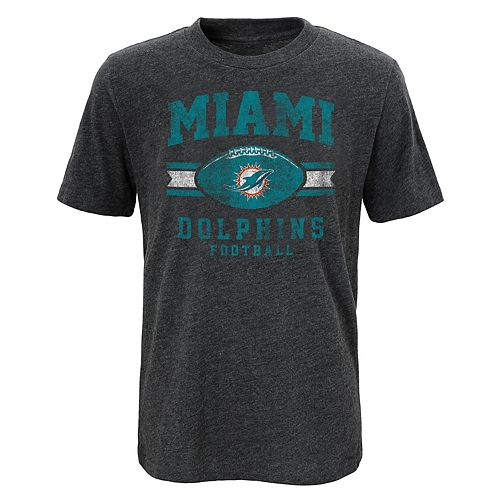 Boys 4-18 Miami Dolphins Player Pride Tee
