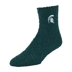 Adult Michigan State Spartans Gripper Socks