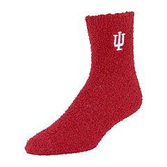 Adult Indiana Hoosiers Gripper Socks