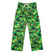 Men's Mountain Dew Camo Sleep Pants