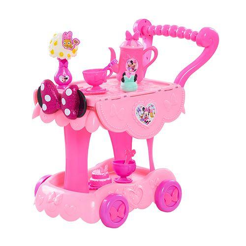 Disney's Minnie Mouse Happy Helpers Tea Cart