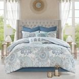 Madison Park Loleta 8-piece Reversible Comforter Set