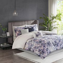 Madison Park Adella 7-piece Printed Comforter Set