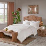 Madison Park Daisi 3-piece Cotton Comforter Set