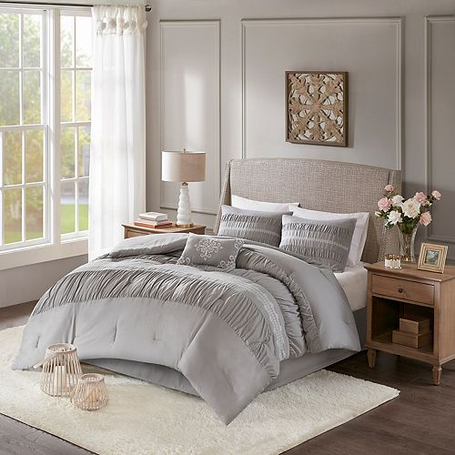 Madison Park Viona 5-piece Comforter Set