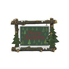 St. Nicholas Square® Rustic 4' x 6' Christmas Frame
