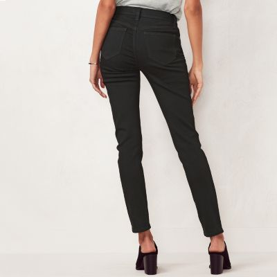 Women's LC Lauren Conrad Feel Good Midrise Skinny Jeans