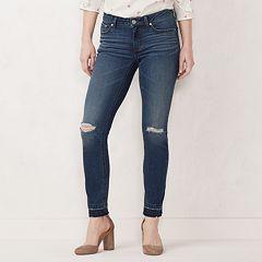 6b93119835deb Women s LC Lauren Conrad Feel Good Midrise Skinny Jeans