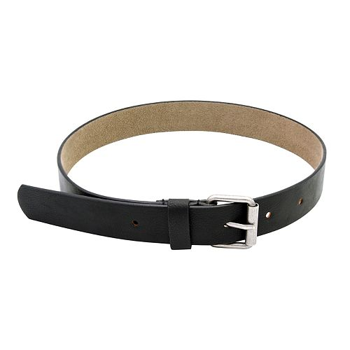 Toddler Carter's Faux-Leather Black Belt