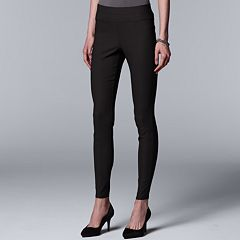 b6f7a6229153a Women's Simply Vera Vera Wang Everyday Luxury Ultra Stretch Skinny Pants