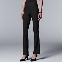 Women's Simply Vera Vera Wang Ultra Stretch Bootcut Pants