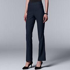 Women's Simply Vera Vera Wang Ultra Stretch Bootcut Pants