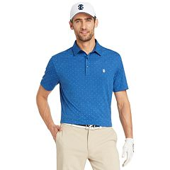 Big & Tall IZOD Classic-Fit Dot Performance Golf Polo