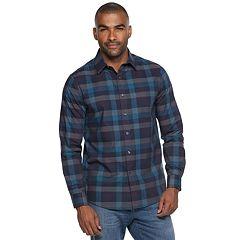 Men's Apt. 9® Stretch No-Iron Woven Button-Down Shirt