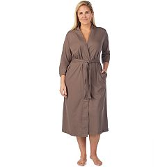 Plus Size Jockey Long Robe