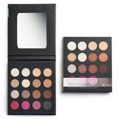 BH Cosmetics Afternoon Rendezvous 16 Color Eyeshadow Palette