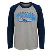 Boys 4-18 Tennessee Titans Audible Tee