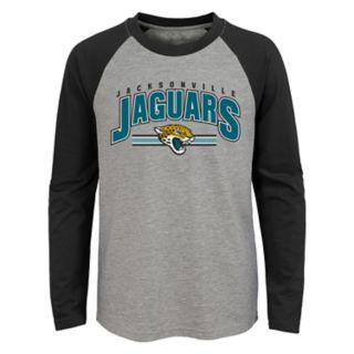Boys 4-18 Jacksonville Jaguars Audible Tee