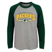 Boys 4-18 Green Bay Packers Audible Tee