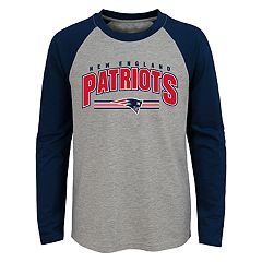 Boys 4-18 New England Patriots Audible Tee