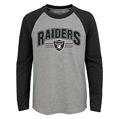Boys 4-18 Oakland Raiders Audible Tee
