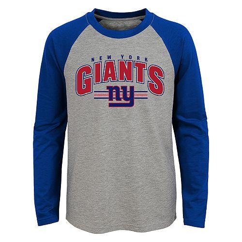 Boys 4-18 New York Giants Audible Tee