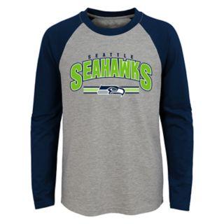 Boys 4-18 Seattle Seahawks Audible Tee