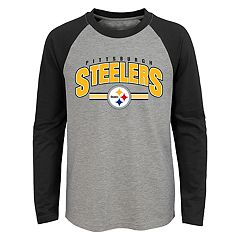 Boys 4-18 Pittsburgh Steelers Audible Tee