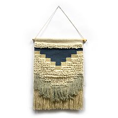 New View Woven Tapestry Wall Decor
