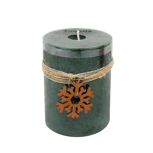 SONOMA Goods for Life™ Balsam Fir 12.83-oz. Pillar Candle