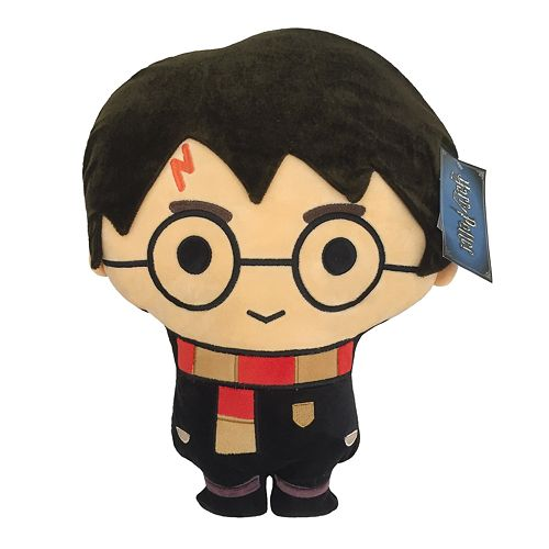 Harry Potter Shaped Plush Pillow Buddy