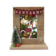 """St. Nicholas Square® """"Santa & Me"""" 4"""" x 6"""" Christmas Frame"""