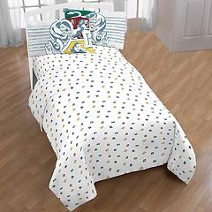 Harry Potter Hogwarts Houses Sheet Set