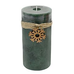 SONOMA Goods for Life™ Balsam Fir 19.4-oz. Pillar Candle