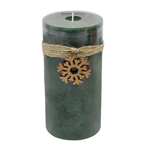 SONOMA Goods for Life™ Balsam Fir 19.4-oz. Pillar Candle